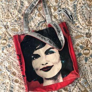 Handbags - Andy Warhol - Jackie Canvas Tote